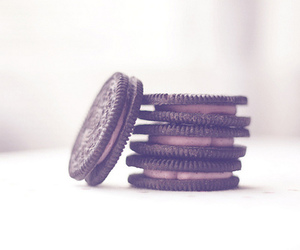 oreo, Cookies, and pastel image