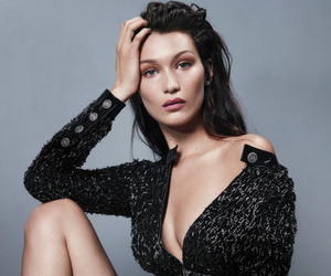 model, bella hadid, and style image