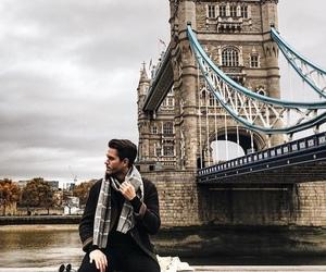 boy, fashion, and london image