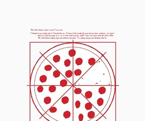 fun, iphone, and pizza image
