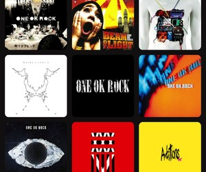 ambitions, music, and one ok rock image
