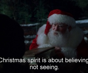 elf, christmas, and quote image