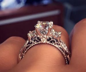 beauty, engagement, and sparkle image