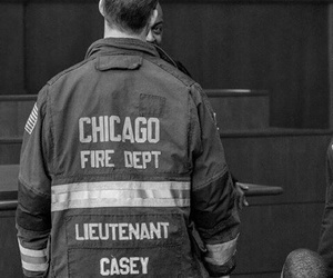 chicago fire, father, and son image