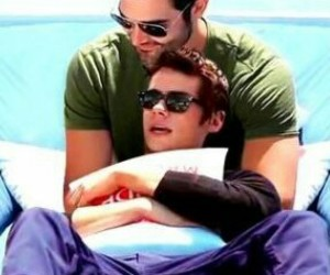 teen wolf, dylan o'brien, and sterek image