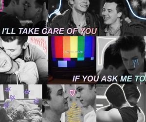 edit, gay, and shameless image
