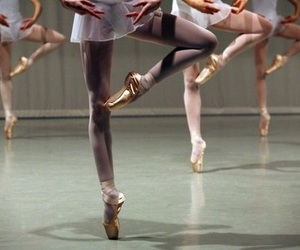 aesthetic, hipster, and pointe shoes image