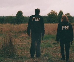 fbi and x-files image