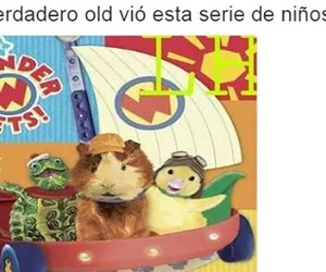 infancia and old image