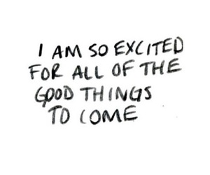 excited