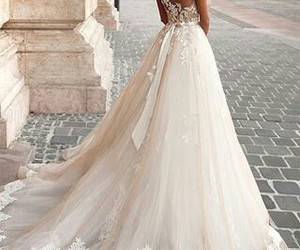 dress, white+, and gorgeous+ image
