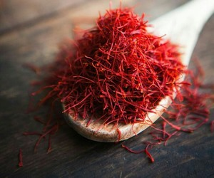 food, spices, and saffron image