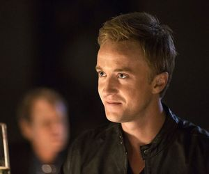 tom felton, murder in the first, and draco malfoy image