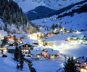 austria, christmas, and romantic image