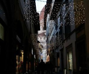 christmas, dome, and florence image