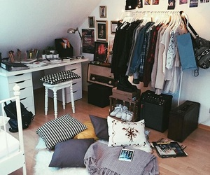 room inspiration, awesome room, and bedroom decor image
