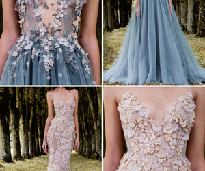 dress, beautiful, and fancy image