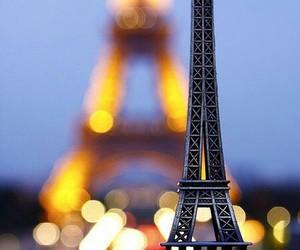 paris, france, and tour eiffel image