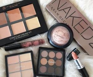 mac, make up, and kylie jenner image