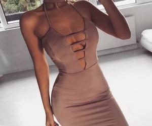 body, dress, and luxury image