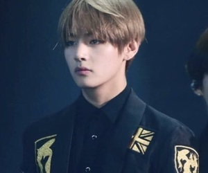 bts, kpop, and v image