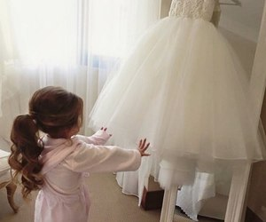 kids, dress, and cute image