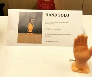 han solo and star wars image