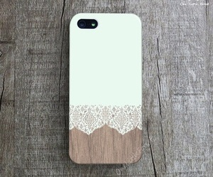 lace, multi, and iphone case image