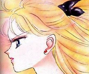 manga, sailor moon, and Venus image