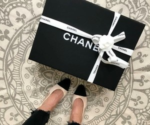 chanel, gifts, and girls image