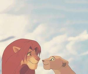 lion king, el rey leon, and love image