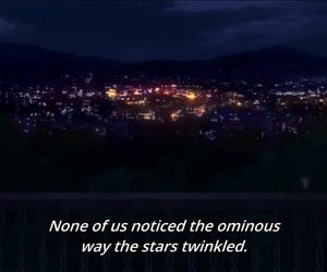 anime, anime quotes, and urushibara shizuno image