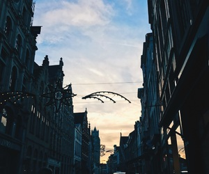 brussels, christmas, and cold image