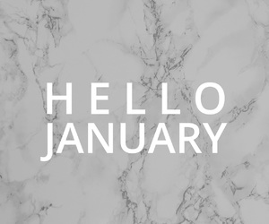 january, quotes, and wallpaper image