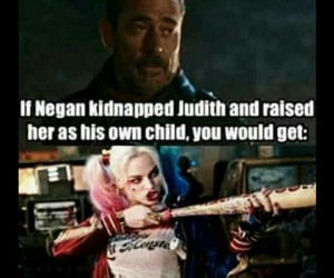 funny, harley quinn, and judith image