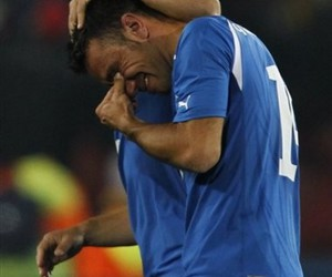 cry, italy, and crying image