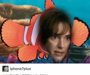 stranger things, funny, and nemo image