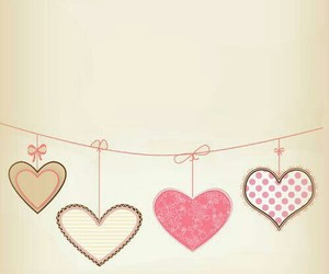 hearts, 💕, and pink cute image