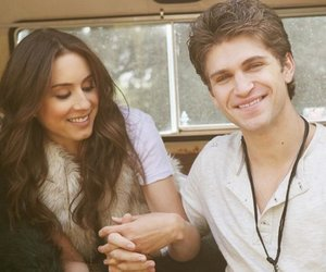 couple, otp, and pretty little liars image