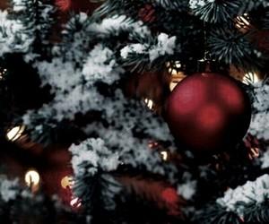 brown, christmas, and dark image
