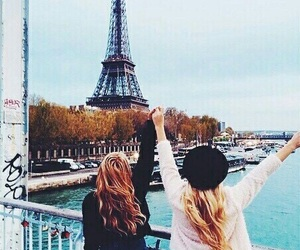 autumn, Best, and eiffel tower image