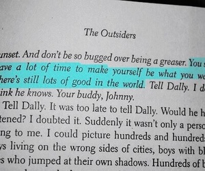 quotes, book, and the outsiders image