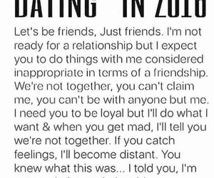 dating, love, and quotes image