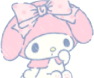 pink, sanrio, and ピンク image