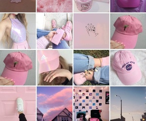 pink and weheartit image