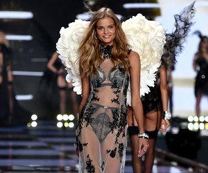 angels, fashion show, and kate grigorieva image
