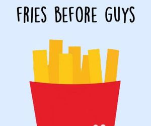 fries and wallpaper image