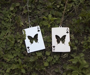 butterfly, v, and rap monster image