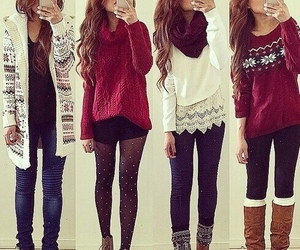 winter and outfittgoals image