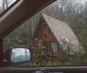 rain, photography, and nature image